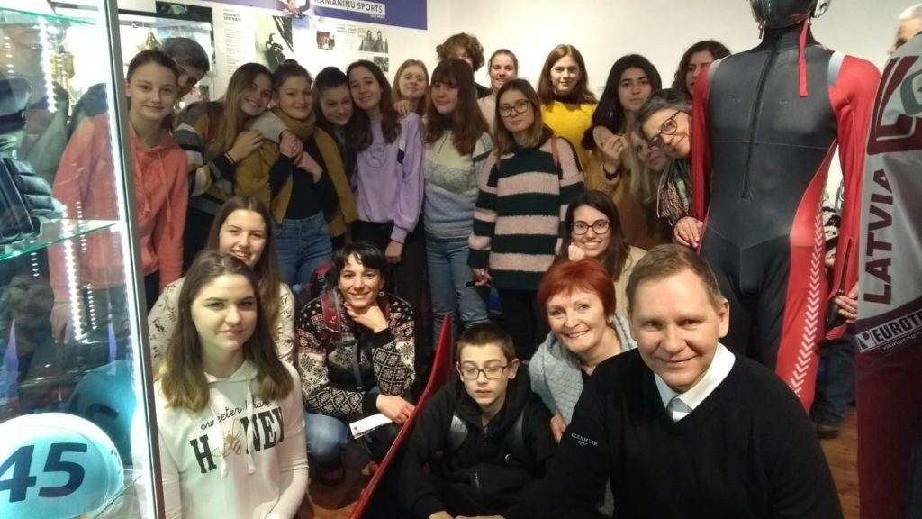 Student exchange in Latvia