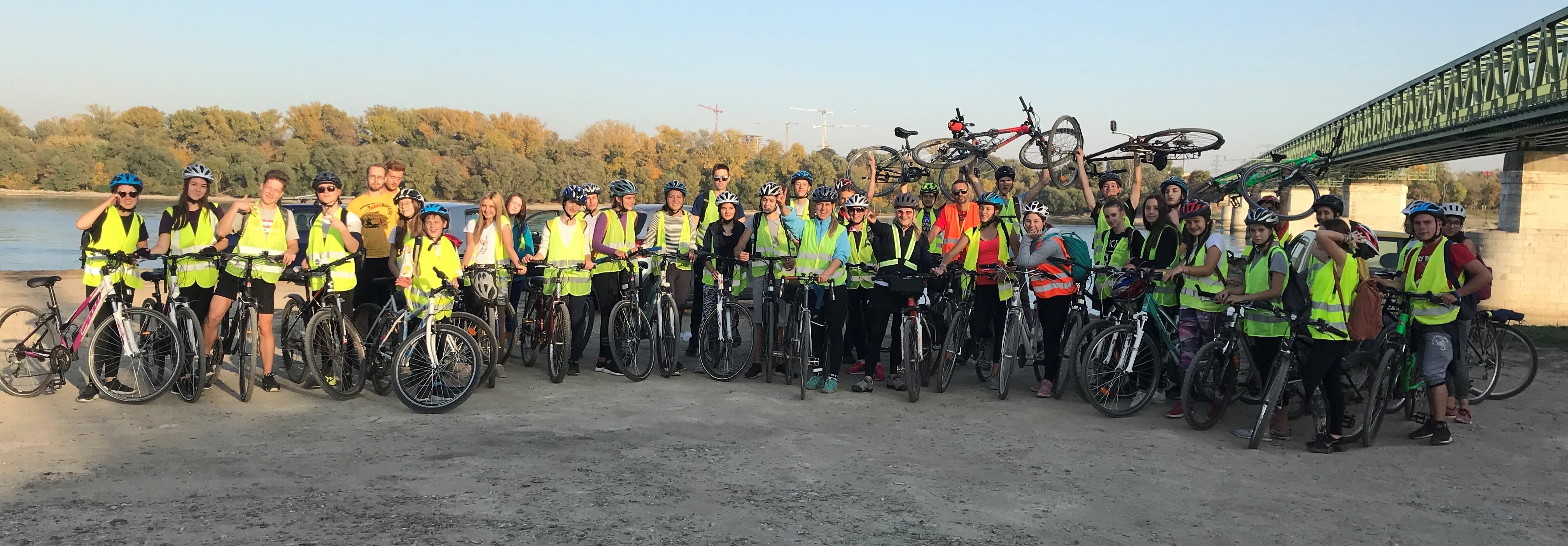 biketour to Szentendre